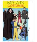 McCall\u0027s Pattern M5952 Children\u0027s Hero Costumes