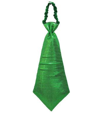 St. Patrick's Day Oversized Tie-Green