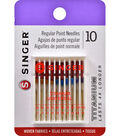 Singer Titanium Universal Needles Regular