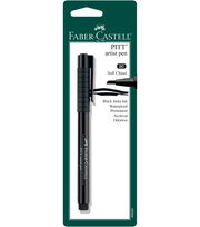Pitt Pen Soft Chisel, , hi-res
