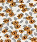 Keepsake Calico™ Cotton Fabric 43\u0022-Sunshine Yellow Tulips