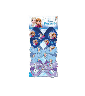 Disney® Frozen Pack of 3 Bows