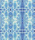 Poetic Wanderlust By Tracy Porter Upholstery Fabric 54\u0022-Rue/Sapphire