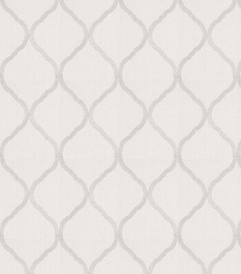 Eaton Square Sheer Fabric-Daze/Steel
