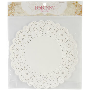 Bo Bunny Paper Doilies Large