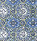 Buttercream™ Stella Collection Cotton Fabric-Large Paisley