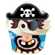 Cupcake Decorating Kit Makes 24-Pirate, , hi-res