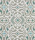 Robert Allen @ Home Upholstery Fabric 54\u0027\u0027-Stone Best Damask