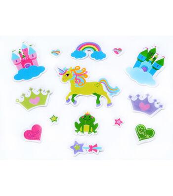 Foamies Printed Stickers Princess
