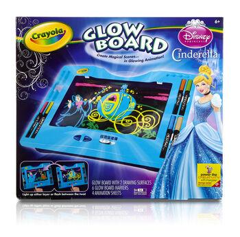 Crayola Glow Board Cinderella