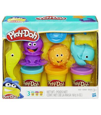 Play-Doh Playdoh Ocean Tools