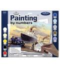15-3/8\u0022x11-1/4\u0022 Adult Paint By Number Kit-Queen Departs