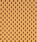 Home Decor 8\u0022x8\u0022 Fabric Swatch-Barrow M8807-5177 Honey
