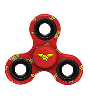 DC Comics Wonder Woman Diztracto Spinnerz-Three Way Fidget, , hi-res