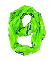 Seattle Seahawks Infinity Scarf, , hi-res