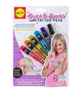 Tattoo Pens Kit-Sketch & Sparkle