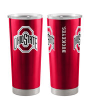 Ohio State University Buckeyes 20 oz Insulated Stainless Steel Tumbler, , hi-res