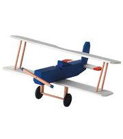 Darice Wood Model Kit-Biplane, , hi-res