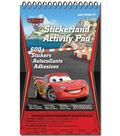 Cars 2 Stickerland Activity Pad