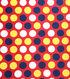 Soft N Comfy Fabric 58\u0022-Bright Dots