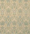 Home Decor 8\u0022x8\u0022 Fabric Swatch-Jaclyn Smith Bama-Mist