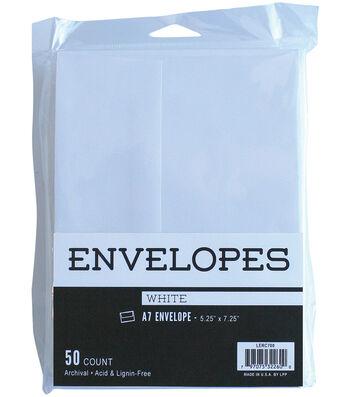 Leader Paper Products 50pcs A7 Envelopes
