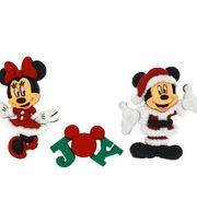 Dress It Up Disney Mickey & Minnie Licensed Embellishments, , hi-res
