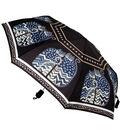 Laurel Burch Compact Umbrella-Polka Dot Cats