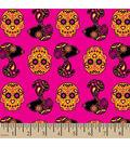 Peanuts™ Cotton Fabric 43\u0022-Tossed