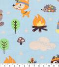 48\u0022 No Sew Fleece Throw- Little Animal Arrows
