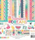Collection Kit 12\u0022X12\u0022-Summer Dreams