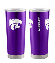 Kansas State University 20 oz Insulated Stainless Steel Tumbler, , hi-res