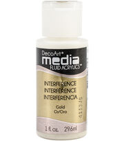 DecoArt Media Interference Paint 1oz Series 5, , hi-res