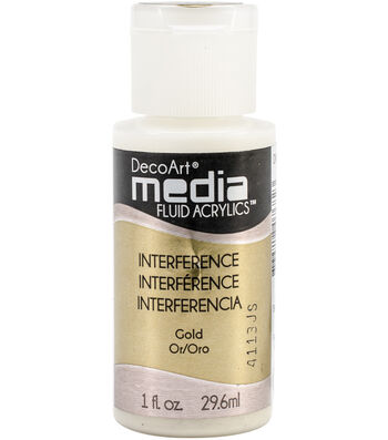 DecoArt Media Interference Paint 1oz Series 5