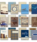 Rugged Authentic Life Cards-3\u0022X4\u0022 Pocket Crafting & Journaling Cards