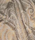 Waverly Upholstery Fabric 54\u0027\u0027-Gilded Paisley Aglow