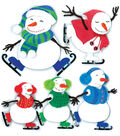 Jolee\u0027s Boutique Dimensional Stickers-Ice Skating