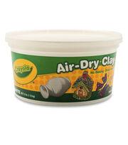 Crayola Air Dry Clay-White, , hi-res