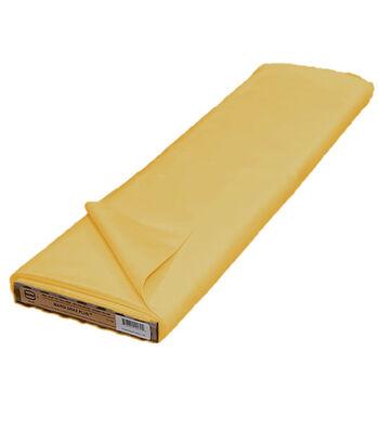 Roc-lon® Mardi Gras Plus Suede Finish Fabric-Gold