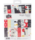 Simple Stories Double-Sided Paper Pad 6\u0022X8\u0022-Say Cheese III