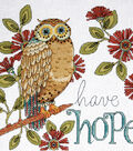 Heartfelt Have Hope Counted Cross Stitch Kit 14 Count