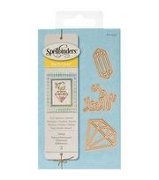 Spellbinders® Shapeabilities® 3 Pack Die D-Lites-Gems, , hi-res