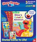 Story Reader 2.0 3-Storybook Library-Sesame Street