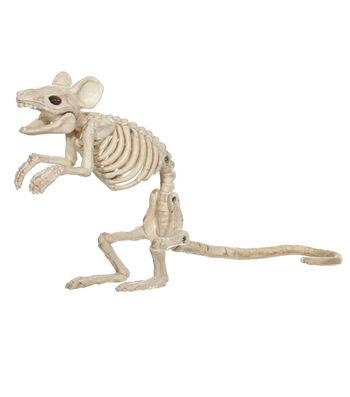 The Boneyard Halloween Skeleton Mouse