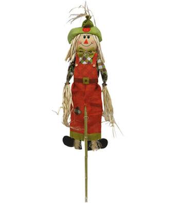 Fall Into Color 60'' Fall Boy Scarecrow
