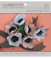 Lia Griffith Paper Flower Garden-Anemone, , hi-res