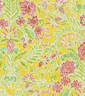 Home Decor 8\u0022x8\u0022 Fabric Swatch-Dena Ara Citrus