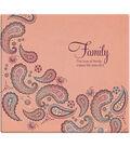 MBI 12\u0022x12\u0022 Postbound Album-Family