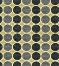 HGTV Home Upholstery Fabric 54\u0022-Round Trip Fog