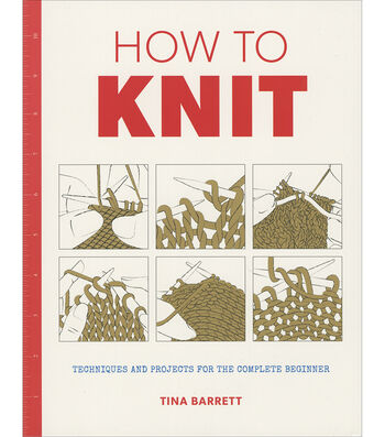 Taunton Press-How To Knit Book